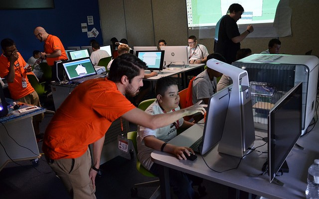 Geek Squad Academy Wraps Up the Season in Denver