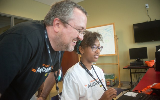 Geek Squad Academy knocks it out of the Park in Louisville, KY