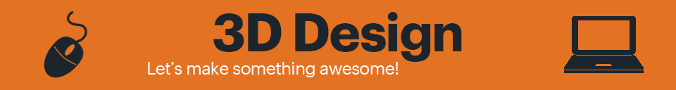 Geek Squad Academy at Home – 3D Design